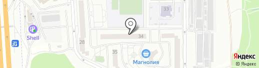 СимЛайн на карте Балашихи