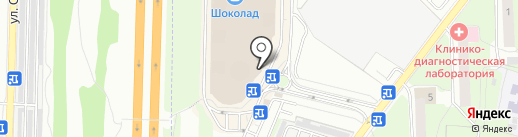 Consul на карте Реутова