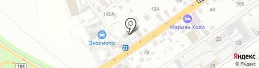 Магазин строительных материалов и сантехники на карте Балашихи