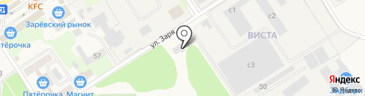 Гигаком Системс на карте Растуново