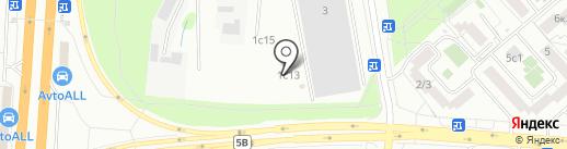 Вектор-Плюс на карте Москвы