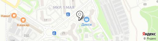 Sweetlovers на карте Балашихи