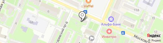 Маленькие модники на карте Пушкино