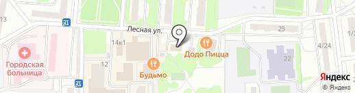 Олимп на карте Королёва