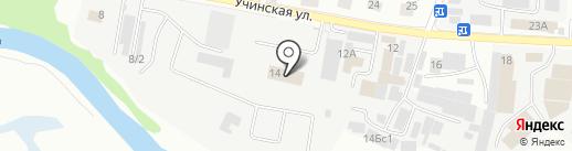Эко Нат на карте Пушкино