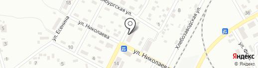 Киев-Сплав на карте Макеевки