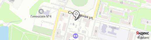 Нотариус Безуглова С.А. на карте Дзержинского