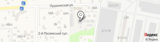 Бизнес-мода на карте Пушкино