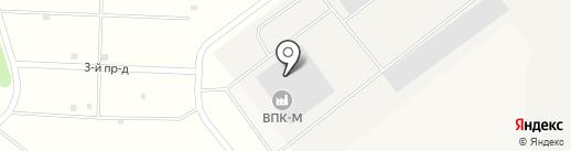 Завод по производству технологической оснастки на карте Шатска