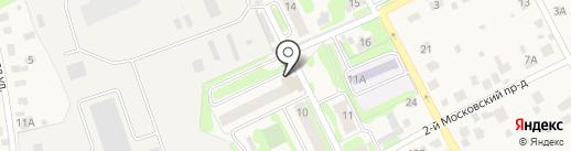 Ингосстрах, СПАО на карте Домодедово