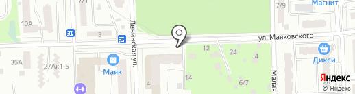 TortStudio на карте Королёва
