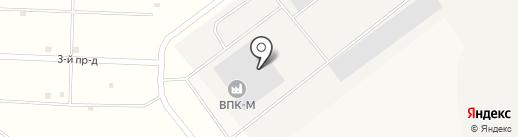 ГК Восточная Полимерная Компания на карте Шатска