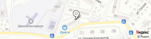 София на карте Королёва
