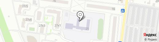 Бирюза на карте Королёва