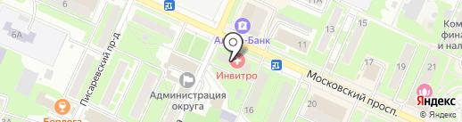КомПроMiss на карте Пушкино