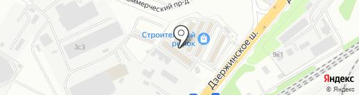 Cliff на карте Котельников