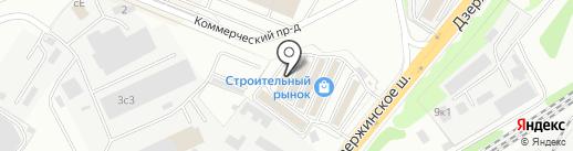 StairShop на карте Котельников