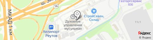 Girosport.com на карте Реутова