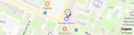 PIACHERE на карте Пушкино