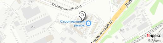 Linoleum-kovrolin на карте Котельников