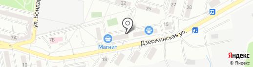 ГорЗдрав на карте Дзержинского