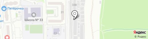 Автотехцентр на карте Балашихи