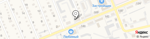 Агроспецмонтажник на карте Ясиноватой