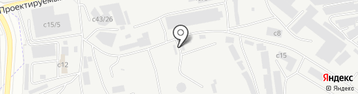 ТраК-Сервис на карте Котельников