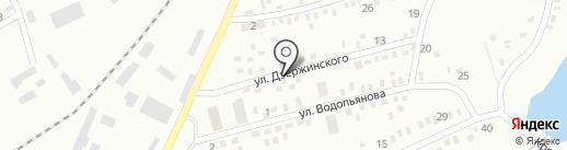 Спортивно-кинологический клуб Костюка на карте Макеевки