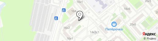 Avto-vikyp на карте Москвы