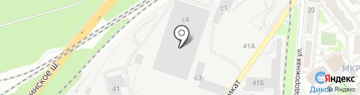 Прома на карте Котельников
