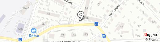 Продовольственный магазин на карте Королёва