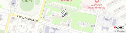 СМП МАРКО на карте Дзержинского