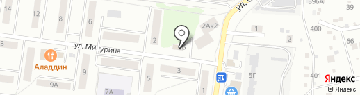 Магазин сантехники на карте Королёва