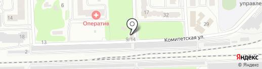 Центр кузовного ремонта на карте Королёва