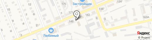 Государственная инспекция надзора на транспорте и в связи на карте Ясиноватой