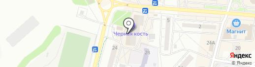 Платежный терминал на карте Дзержинского