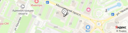 BOGACHO на карте Пушкино