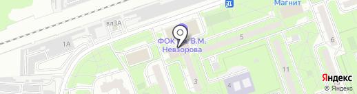 Банкомат, Почта Банк, ПАО на карте Реутова