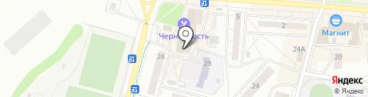 Кабинет психолога на карте Дзержинского