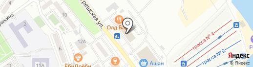 ИрэнТур на карте Дзержинского