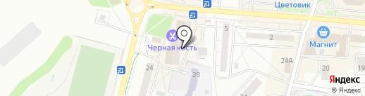Обувной Двор на карте Дзержинского