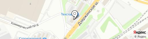 Авто-Онлайн на карте Котельников
