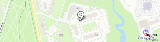 КМ Системс на карте Пушкино