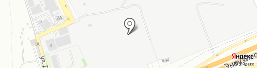 Стеклонайс на карте Балашихи