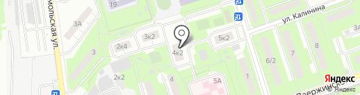 Служба эвакуации автомобилей на карте Реутова