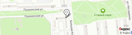 КреатиV на карте Королёва