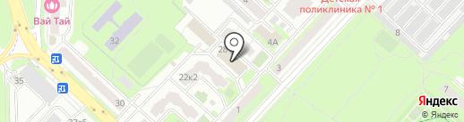 Атак на карте Реутова