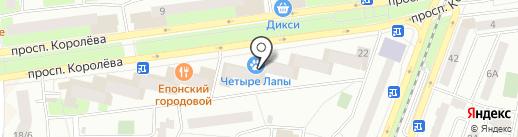 Бинбанк, ПАО на карте Королёва
