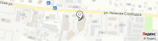 Solido-linea.ru на карте Пушкино